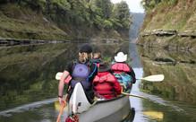 Whanganui Three-Day Canoe Trip
