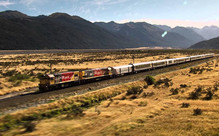 Northern Explorer Rail/Fly/Stay Package