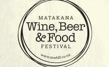 2 Matakana Wine, Beer & Food Festival Tickets