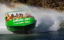 Amuri Jet Boat Ride