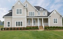 Winter Exterior House Wash Package