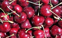 2kg Box of Fresh Central Otago Cherries