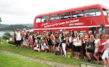 Double Decker Bus Full Day Waiheke Wine Tour
