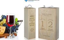 Personalised Wine Gift Box