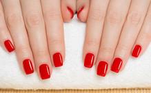 Gel Nail Manicure