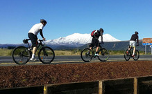 Tongariro Mountain Bike Adventure