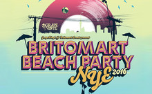 One Ticket to Britomart Beach Party NYE