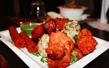 Indian Meal for Two People incl. House Wine