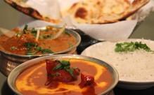 Indian Takeaway Meal