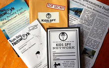 Kids Spy Mission