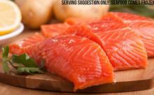 Frozen Raw NZ Skinless Boneless Salmon