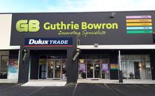 Guthrie Bowron In-Store Voucher