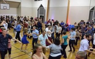 $29 for Five Beginner Modern Partner Dance Classes (value up to $75)