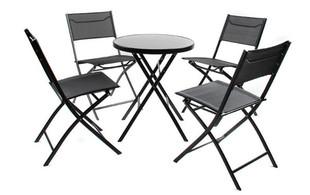 $135 for a Five-Piece Patio Furniture Set