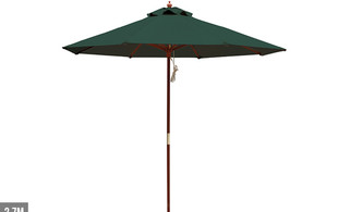 From $179 for an Excalibur Saint Martinique Market Umbrella - Two Sizes Available with Free Shipping (value up to $349.99)