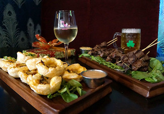 From $300 for a Bar Tab, Canapes & Reserved Area - Options for up to 20 People