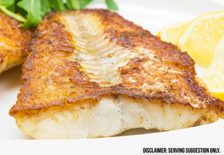 $29.90 for 1kg of Groper Fillets (Skinned & Boned) - Options for up to 5kg – North Island Delivery
