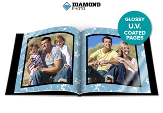 From $33 for a Premium Hard Cover Book with High-Gloss UV Coated Inner Pages incl. Nationwide Delivery