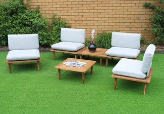 Arlo Modular Outdoor Sofa Set