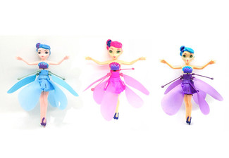 USB Rechargeable Flying Princess