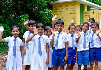 Gift a School Toilet with World Vision Smiles