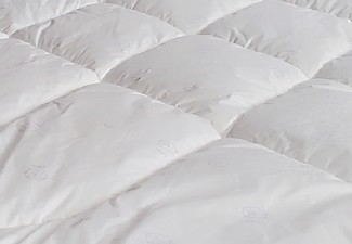 NZ-Made Luxury 400GSM Wool Duvet - Six Sizes Available