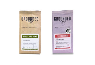 Six-Pack of Grounded Fresh Coffee 200g - Three Options Available