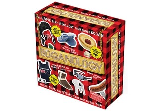 Boganology Board Game (NZ Edition)