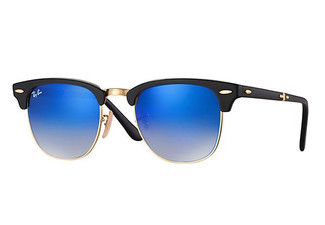 Ray-Ban Clubmaster Folding RB2176 901S7Q/51 Sunglasses