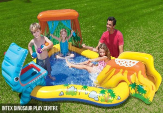 Index Inflatable Play Centre - Three Options Available