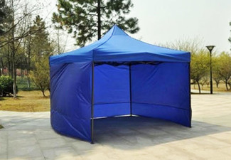 From $98 for a Portable Gazebo – Available in Three Sizes