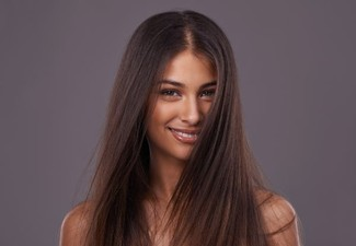 Keratin Hair Smoothing Treatment & Blow Wave Finish - Options to incl. a Cut or for a Permanent Hair-Straightening Treatment