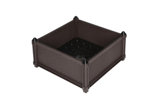 Single Square Planter Box