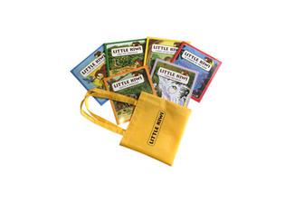 "$29.99 for a Set of Six ""Little Kiwi"" Paperback Books in a Carry Bag"
