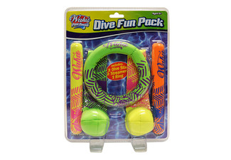 Wahu Dive Fun Pack with Free Delivery