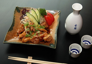 $42 for Any Two Main Teppan Yaki Meals For Two People – Options for up to Six People Available