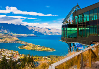 Per-Person, Twin-Share, Two-Night Five-Star Mystery Stay in Queenstown incl. Flights - Option for Three-Nights incl. a Bottle of Wine