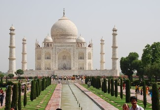 Per-Person, Twin-Share 13-Night Royal Tour of India incl. Accommodation, Transport, City Tours, Boat Ride, Heritage & Historical Sightseeing
