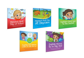 $17 for Five Educational Children's Books or $10 for Two