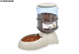 3.5L Automatic Pet Food Feeder