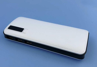 12000 mAh Power Bank  with Free Delivery