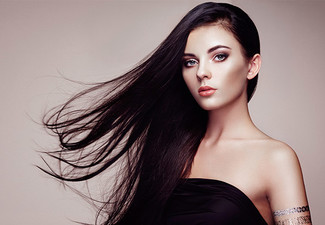 Brazilian Keratin Smoothing Treatment incl. Style Cut & Hair Mask - Option for Hair Straightening Treatment with Trim & Hair Mask