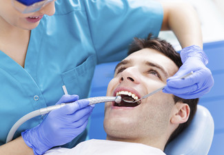 $79 for a Dental Examination, Scale & Polish & Two X-Rays (value up to $140)
