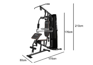Multifunction Home Gym