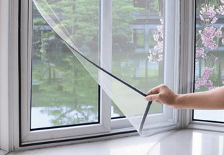 From $59 for a High-Quality DIY Magnetic Window Screen