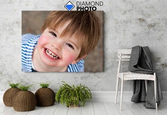 A2 40cm x 60cm Canvas incl. Nationwide Delivery - Options for Two or Three