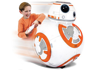 Inflatable Remote Control Star Wars BB8 - Two Sizes Available