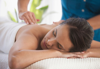 60-Minute Full Body Relaxation Massage - Option for Deep Tissue Massage