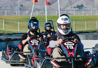 Drive Like a Formula One Driver with a Go-Karting Session at Hampton Downs Motorsport Park
