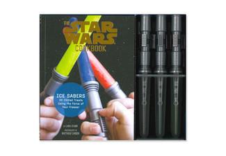 $19.99 for a Star Wars Cookbook & Ice Sabres Kit